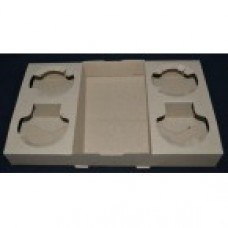 4 Cup Carry Tray - CALL STORE FOR PRICES