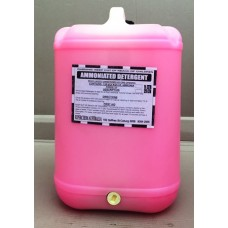 Ammoniated Detergent 5L & 25L - CALL STORE FOR PRICES
