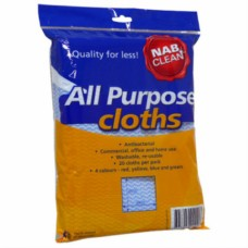 All Purpose Wipes - CALL STORE FOR PRICES
